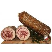 Rolled Pancetta (bacon) casalina - Fratelli Billo