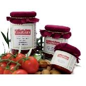 Cherry tomato pat� with almond flavour Casa Morana
