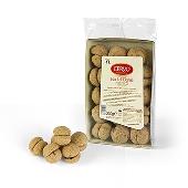 Baci di dama alla nocciola (Hazelnut biscuits) - Cervo