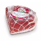 Piece of Prosciutto di Parma (parma ham) aged 18 months - Ghirardi Onesto