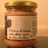 Cream of tuna and black olives in olive oil - Mare Puro b9eb7557789c