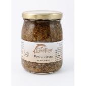 Pesto cetarese with colatura di alici (pesto from Cetara with anchovy sauce) - Delfino Battista