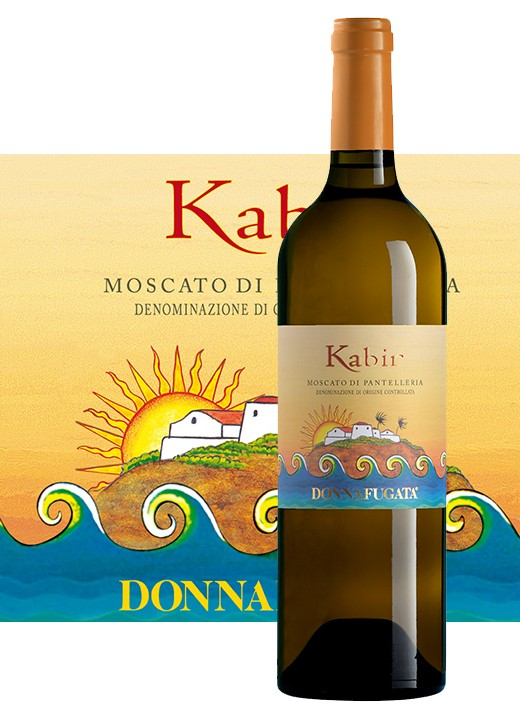 Kabir Moscato Di Pantelleria DOC - Donnafugata