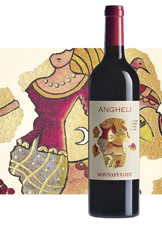 Angheli Merlot Cabernet Sauvignon Sicilia DOC - Donnafugata