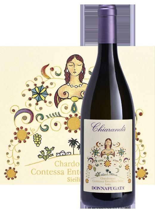 Chiarandà Chardonnay Contessa Entellina DOC Sicilia - Donnafugata