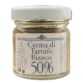 Cream with 50% white truffle - I Peccati Di Ciacco