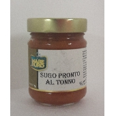 Ready-Made Tuna Sauce - La Bottarga di Tonno Group