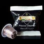 Caff� Decaffeinato in Capsule compatibili Piazza del Duomo - Barista Italiano