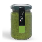 Fresh Pesto alla Genovese without garlic aged  Parmesan cheese 25 months aged -  Pexto per Amore