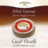 Cusi� with sheep milk and cow - Beppino Occelli