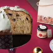 Oro di Manna - Artisan sweet with spread manna cream - Fiasconaro