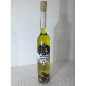 Condiment flavored with White Truffle made with Extra Virgin Olive Oil with Truffle flakes. - Tartufi Dominici