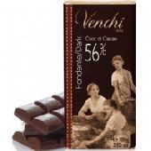 Tavoletta Cioccolato Fondente 56% - Venchi