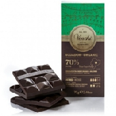 Tavoletta di Cioccolato Fondente 70% Ecuador Bio - Venchi
