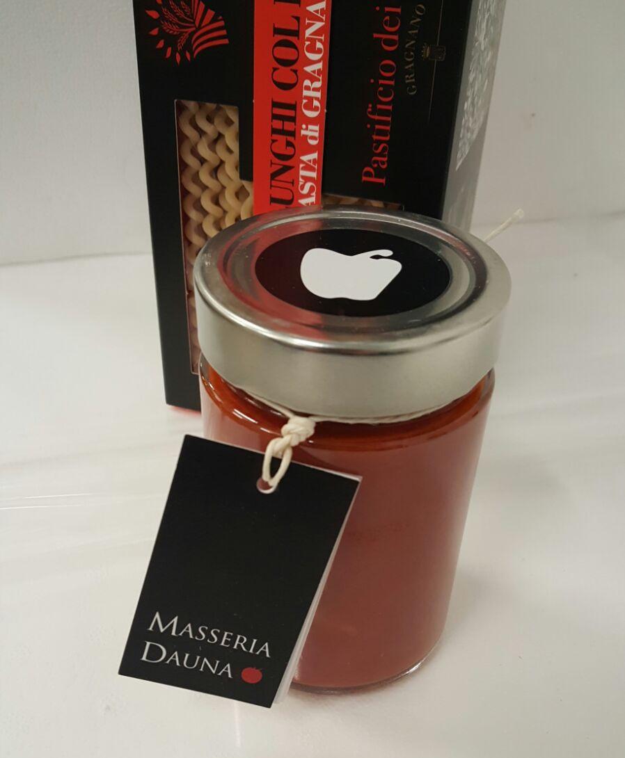 Pepper sauce - Masseria Dauna