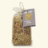 Lentils from Villalba
