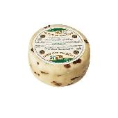 Caciotta mixed milk Cow and sheep with Valmetauro nuts - Formaggi Tre Valli