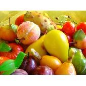 Frutta di Martorana marzipan fruit  -