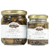 Burgundy truffle carpaccio