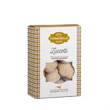 Tumminello biscuits - Zuccotti  biscuits filled with almonds and pumpkin