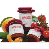 Cherry tomato pat� with orange flavour Casa Morana