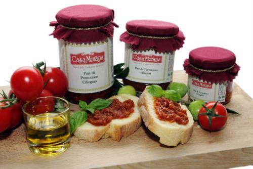 Cherry tomato pat� Casa Morana