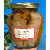 Aubergine rolls in olive oil - Arconatura