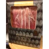 Prosciutto crudo (raw ham) 24 months gr.120