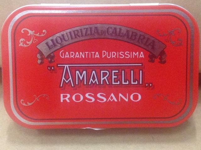 Liquorice Amarelli Spezzatina 'Rossa'