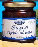 Sauce with squid ink - Arconatura