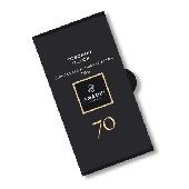 Extra dark chocolate Toscano Black 70%