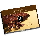 Prendim� Extra Dark chocolate with hazelnuts