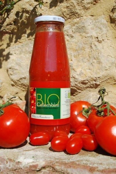 Organic Tomato Purr�  - BioColombini