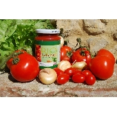 Organic tomato vegetable sauce  BioColombini
