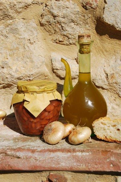 Natural Borlotti beans - BioColombini