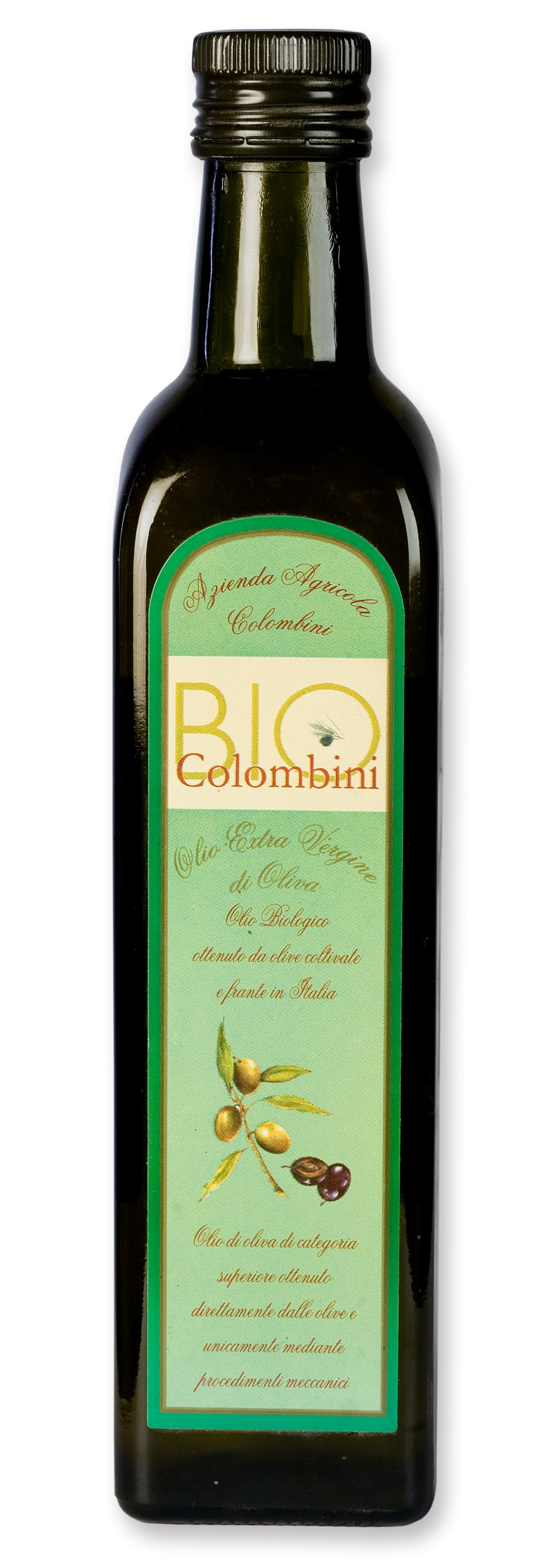 Tuscan organic olive oil BioColombini