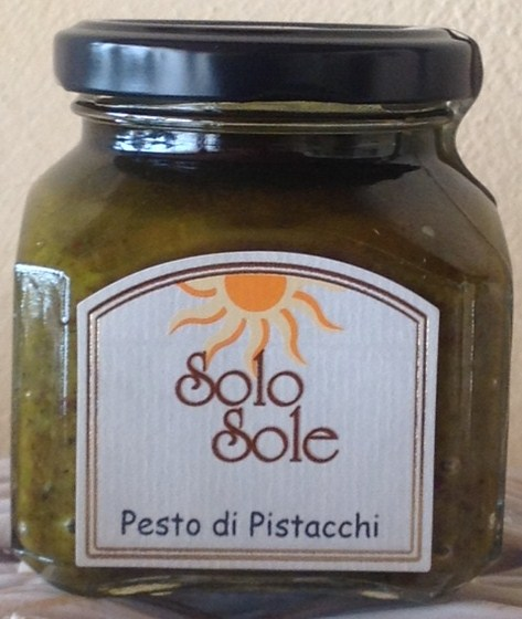 Pistachio pesto - SoloSole