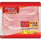 Cooked ham with no added polyphosphates - Rovagnati