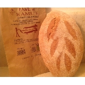 Stonebaked organic bread with Kamut flour - Forno Astori