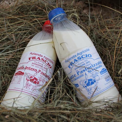 Whole milk - Az. Agricola Frascio