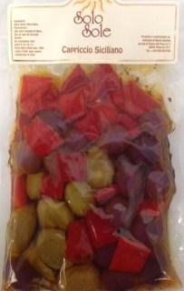 Capriccio Siciliano (olives) - SoloSole