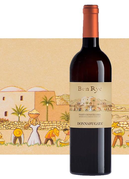 Ben Rye' Passito di Pantelleria DOC - Donnafugata 0,375 ml