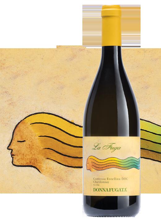 La Fuga Contessa Entellina DOC Chardonnay Sicilia - Donnafugata