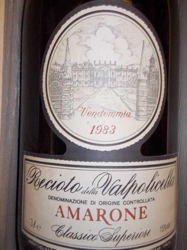 AMARONE BERTANI 1983