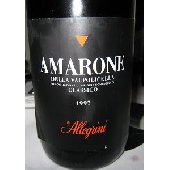 AMARONE ALLEGRINI 1997