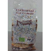 Artisan organic cantucci with almonds - Forno Astori