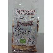 Artisan organic cantucci with almonds - Forno Astori