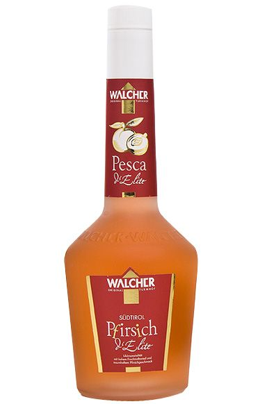 PESCA d'Elite - Distilleria Alfons Walcher