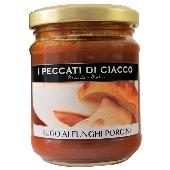 Porcini tomato sauce - I Peccati Di Ciacco