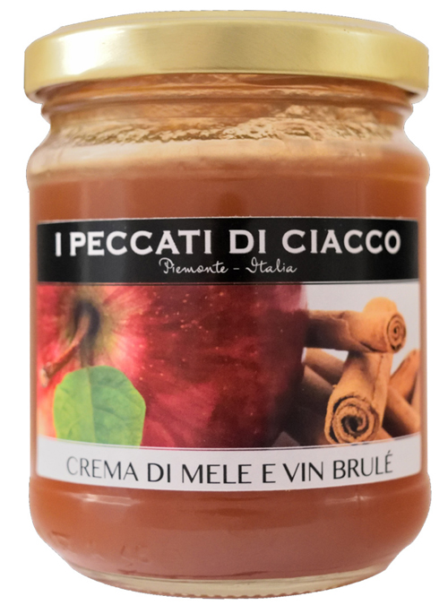 Apple mulled wine cream - I Peccati Di Ciacco